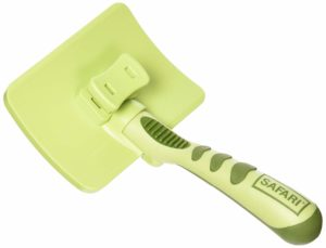 Safari Self-Cleaning Slicker Brush for Dogs