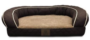 AKC Sweet Dreams Orthopedic Pet Sofa Couch Bed