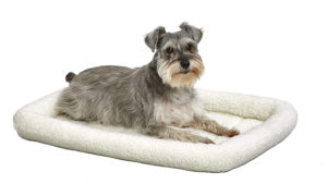MidWest Deluxe Bolster Pet Bed for Dogs