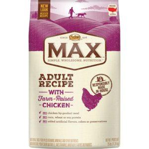 Nutro Max Natural Adult Dry Dog Food