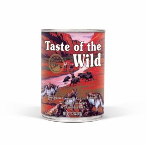 Taste of the Wild Grain Free Real Meat Recipe Premium