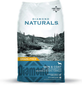 Diamond Naturals Skin & Coat Real Meat Recipe Natural Dry Dog Food