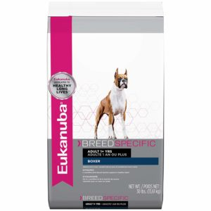 Eukanuba Breed Specific Boxer Dry Dog Food